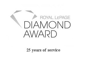 Dennee - royal lepage Diamond Award
